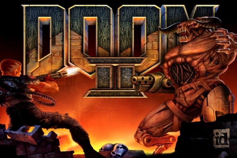 ... Wallpaper Abyss DOOM II: Hell on Earth - Shawn's Got The Shotgun (Map  07 - Dead ...