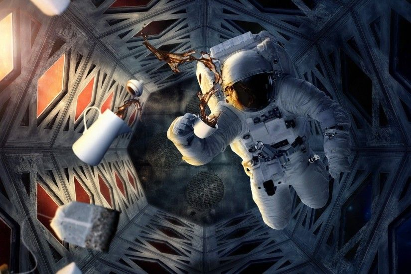 ... Free Astronaut Wallpapers High Quality Resolution Â« Long Wallpapers