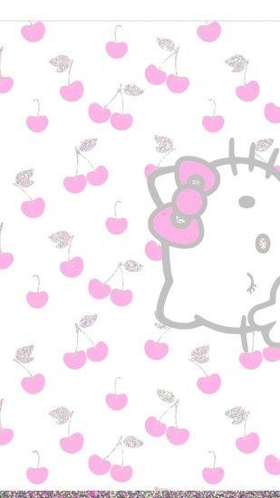 Iphone Wallpaper Backgrounds Desktop Wallpapers Hello Kitty Sanrio Kawaii