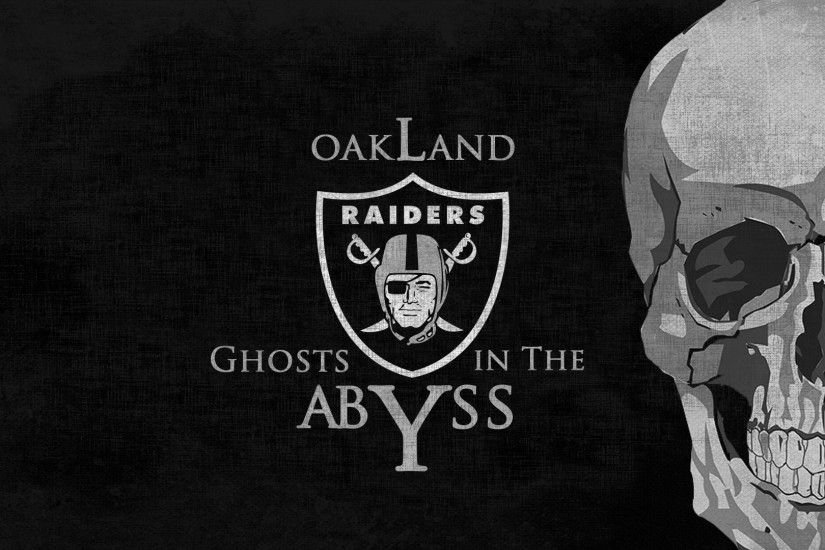 Oakland Raiders Wallpapers - Wallpaper Cave 2017 Oakland Raiders Wallpapers  - PC |iPhone| Android ...