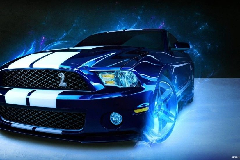 Ford Mustang Pictures As Wallpaper HD
