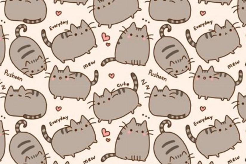 pusheen wallpaper 2048x1536 for iphone 6