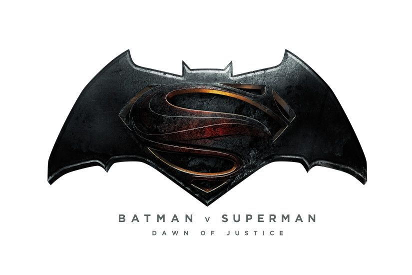 Batman v Superman: Dawn of Justice Logo Transparent PNG