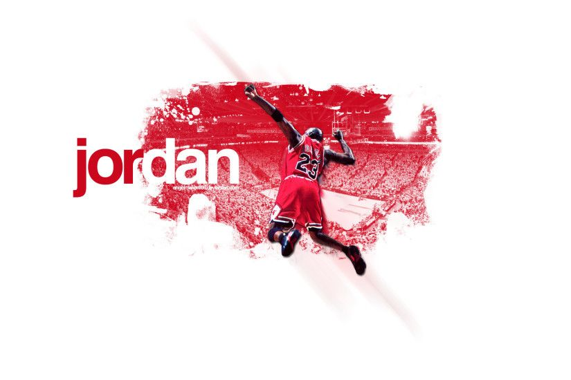 michael jordan wallpaper red and white