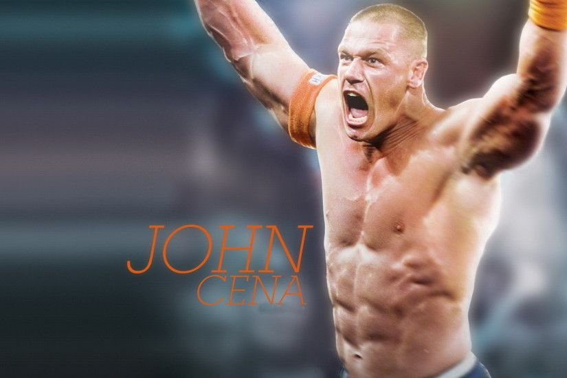WWE Wrestler John Cena Desktop Wallpaper