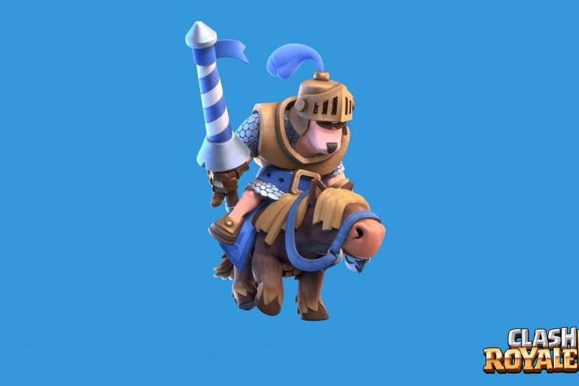 Clash Royale Blue Prince 3 · Clash Royale Blue Prince 3 Wallpaper