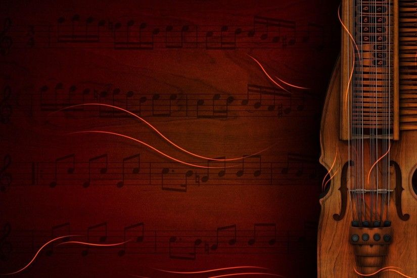Wallpapers Musical Instruments