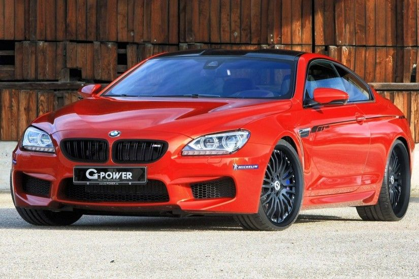G Power M F13 Refined BMW M6 Wallpaper | HD Car Wallpapers