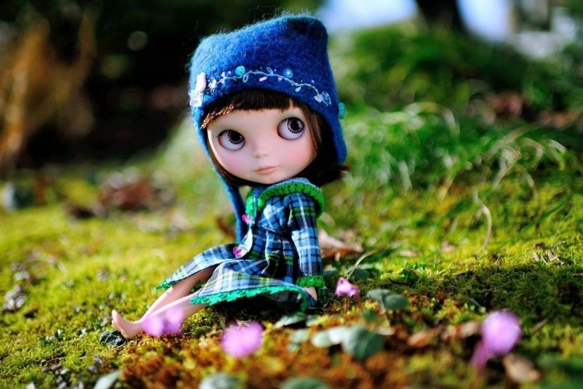 Wonderful Toy Doll Wallpaper 42331