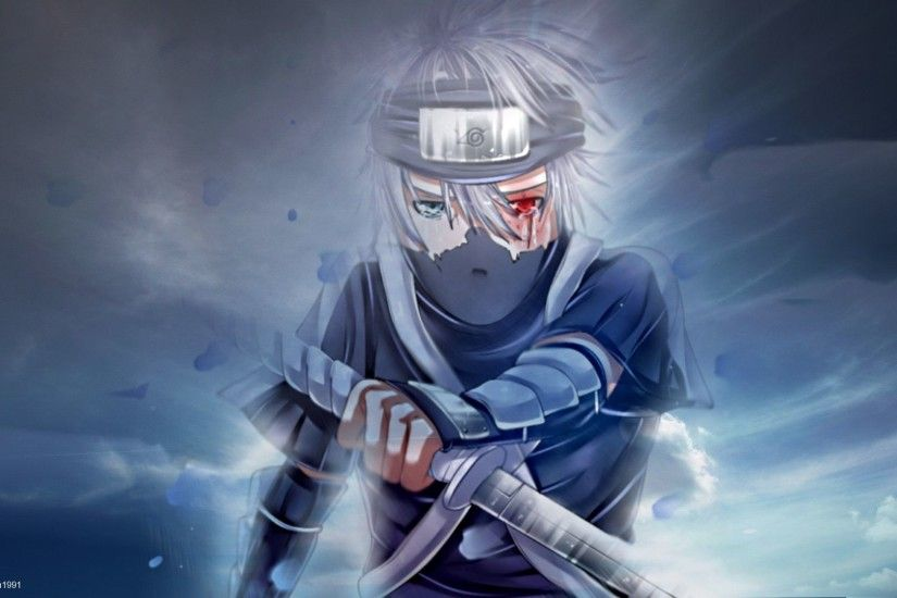 ... Kakashi Hatake Wallpaper HD - WallpaperSafari ...