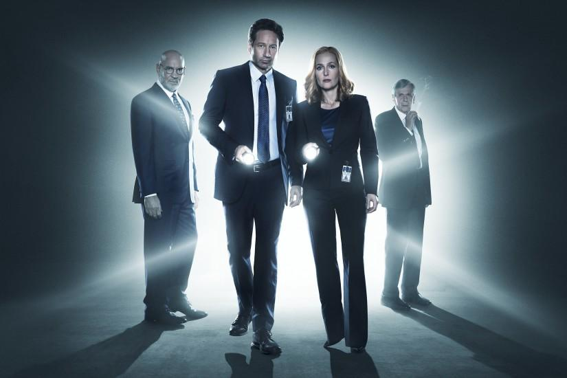 HD Wallpaper | Background ID:675798. 3840x2160 TV Show The X-Files