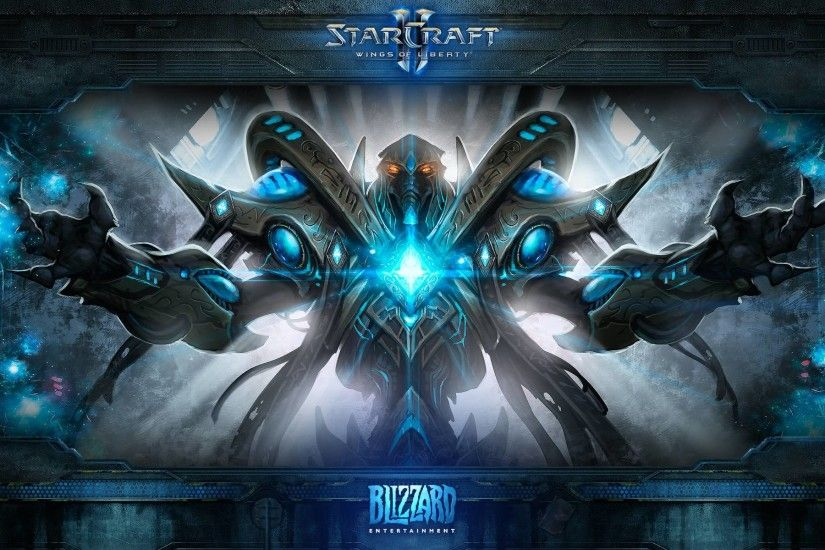 Starcraft Protoss Wallpaper High Definition
