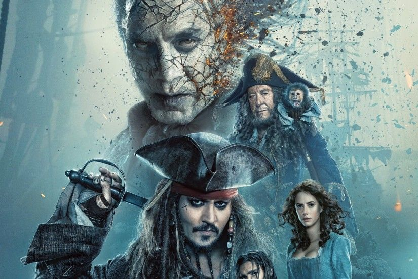 Images for Pirates of the Caribbean Dead Men Tell No Tales HD Wallpapers.