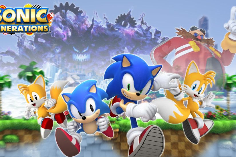 Desktop Sonic Wallpaper - Page 2 of 3 - wallpaper.wiki ...
