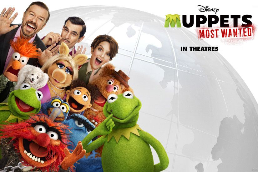 Muppets Most Wanted [3] wallpaper
