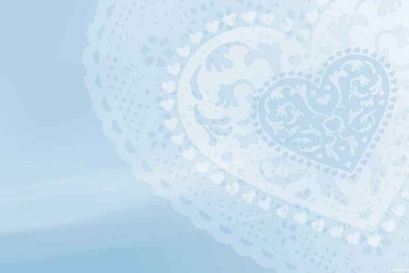 blue hearts background wallpaper - photo #11