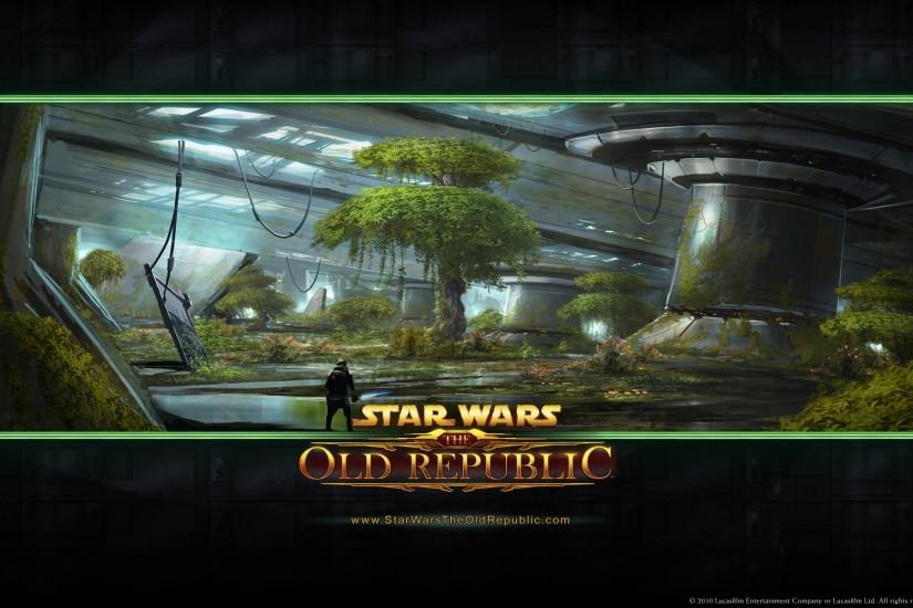 ... Star Wars: The Old Republic wallpaper 4 ...