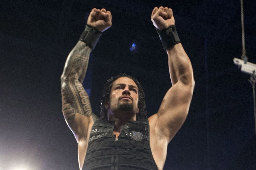 WWE raw superstars, wwe smack down ,Roman Reigns WWE Superstar HD Wallpapers