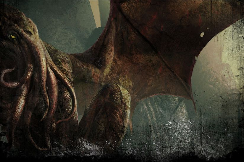 129 Cthulhu HD Wallpapers | Backgrounds - Wallpaper Abyss ...