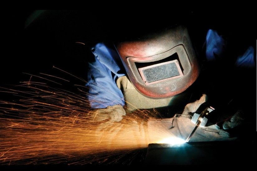 steel fabrication personal protective equipment welding electrical arc  sparks