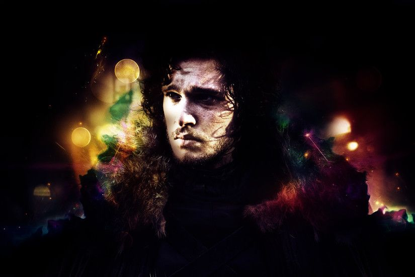 Jon Snow - Game of Thrones by Freedom4Arts