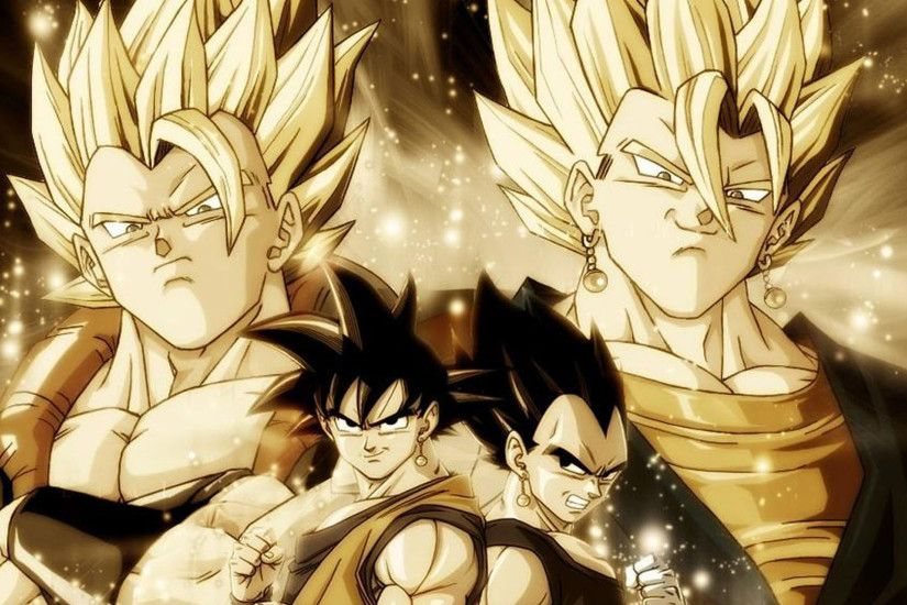 1920x1080 DBZ HD Wallpaper 1920x1080