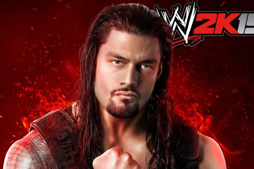 WWE Roman Reigns HD Wallpapers