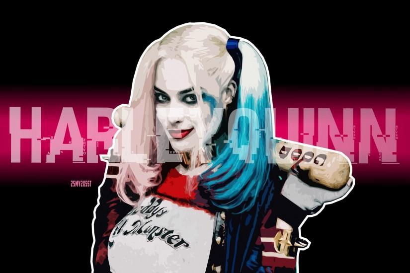 Margot Robbie Harley Quinn Wallpaper ① Download Free Cool