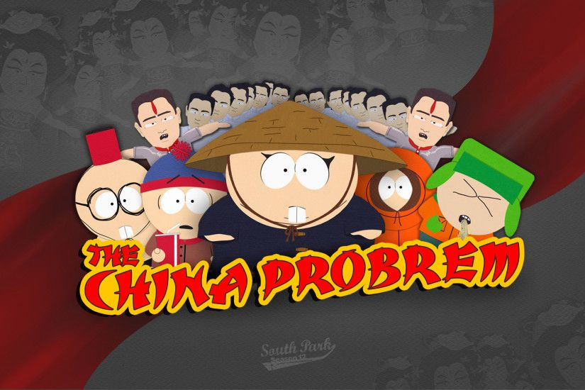 South Park, China, Eric Cartman, Stan Marsh, stereotype, Kenny McCormick -  Free Wallpaper / WallpaperJam.com
