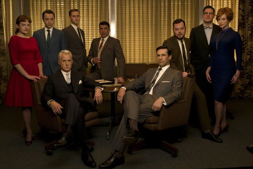 Mad Men Full HD Wallpaper And Background 3016x2263 ID