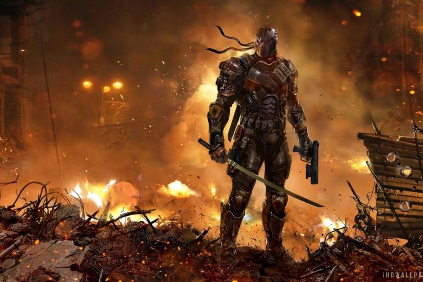 free download deathstroke wallpaper 1920x1080 for iphone 6