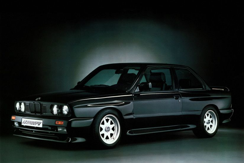 BMW M3 Zender E30 Wallpapers