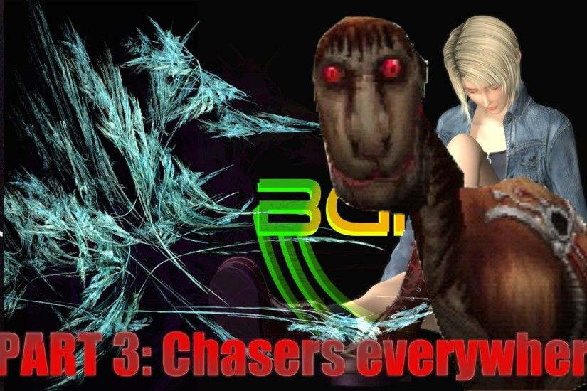 [Parasite Eve 2] ▻ Part 3: Chasers Everywhere!