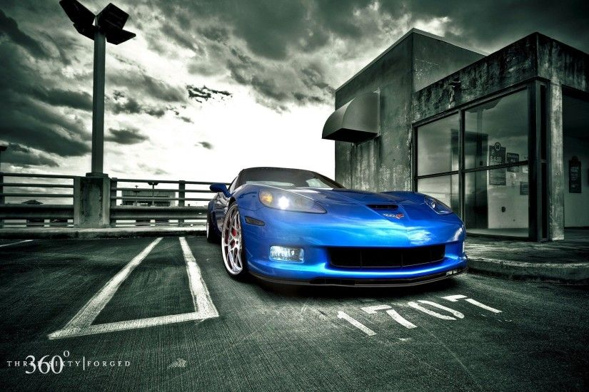 Blue Car Wallpapers - Wallpaper Cave