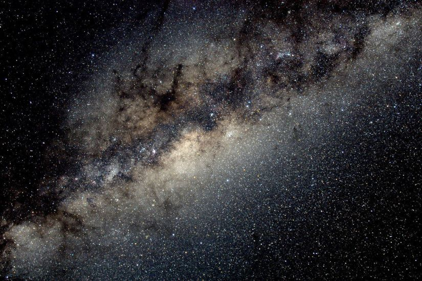 Milky Way Galaxy NASA Hubble