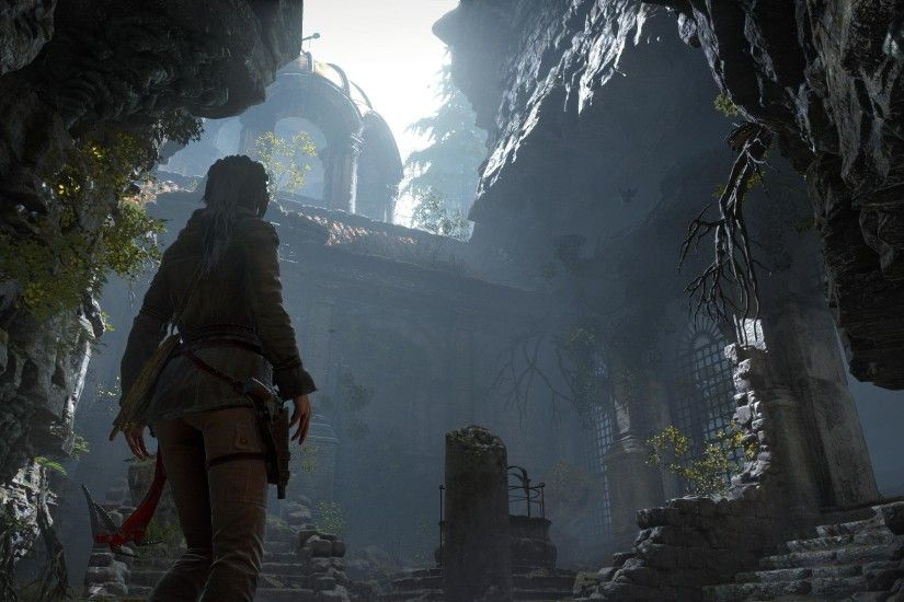 Rise Of The Tomb Raider | Wallpaper 4K | Wallpaper HD 4K .