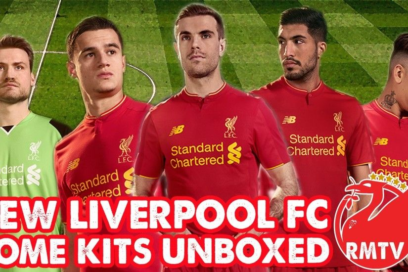 New Balance Liverpool Home Kit 2016/17 Unboxing! | Redmen TV Special -  YouTube