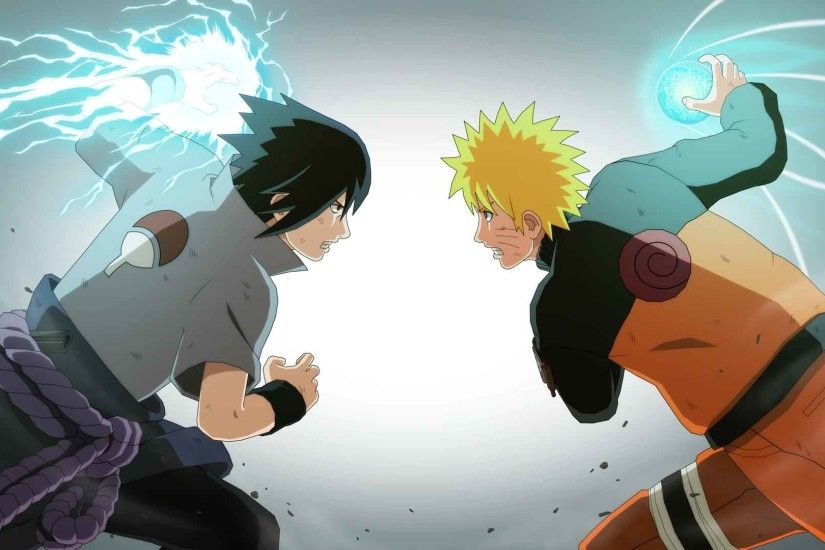 ... naruto-fight-scene-wallpaper ...