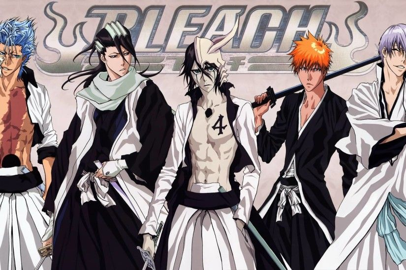 Bleach HD Wallpapers and Backgrounds 1920×1080