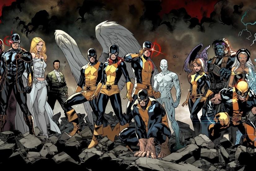 X Men Wallpaper-6
