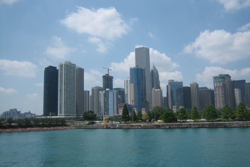 Chicago images Chicago Skyline HD wallpaper and background photos