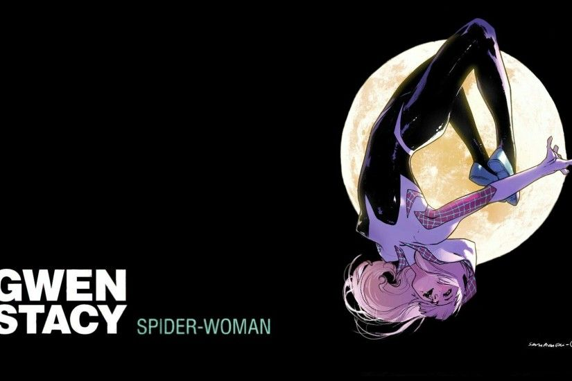 ... Stars Wallpaper HD Gwen Stacy: Spider-Woman WP : Spiderman ...