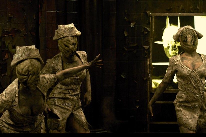 Movie - Silent Hill: Revelation Wallpaper