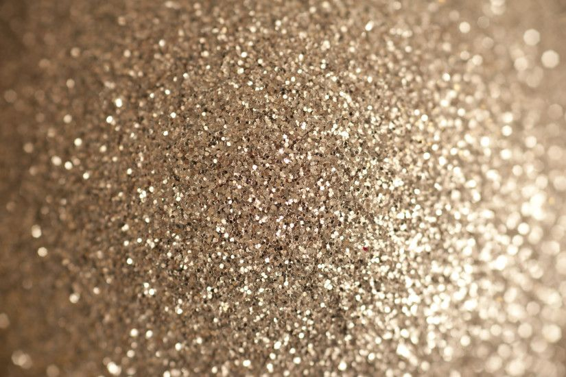 Full Frame Abstract Background of Festive Gold Glitter, Framed with Soft  Diffuse Focus Toward Outer