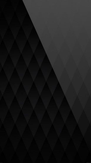 Black Diamond Pattern Angle Android Wallpaper ...