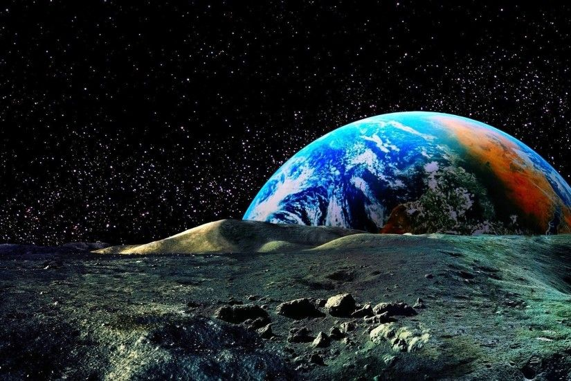 Desktop Backgrounds Earth From Space Fresh Hubble Just Discovered Another  Moon Hiding at the Back Of