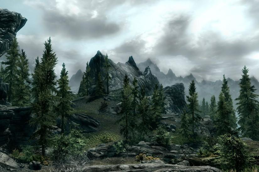 1232 The Elder Scrolls V: Skyrim HD Wallpapers | Backgrounds .