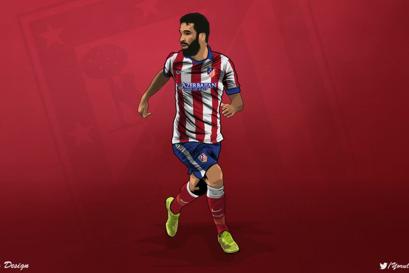 Arda Turan Vector Wallpaper by bluezest1997 Arda Turan Vector Wallpaper by  bluezest1997