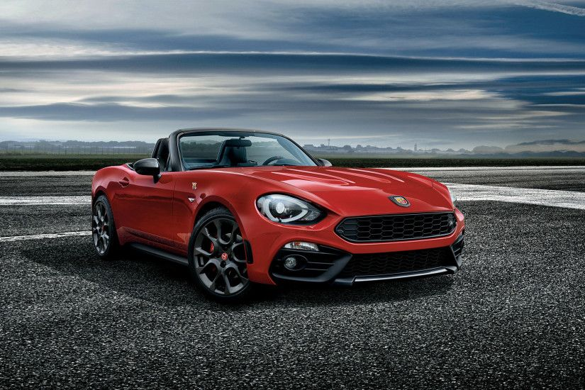 2017 Fiat 124 Spider Abarth picture