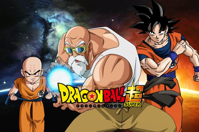 ... Krillin And Goku - KAME Style Wallpaper by WindyEchoes